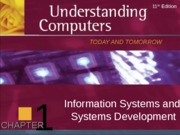 12 Information Systems and Systems Development