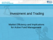 Lecture 5_Market_efficiency
