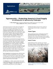 Agrosecurity - Protecting Americas Food Supply An Introduction (1).pdf