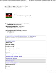 IMF - GDDS Kenya -Table A. International investment position (IIP) (DSBB).pdf