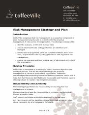 CoffeeVille Risk Management Strategy and Plan.pdf