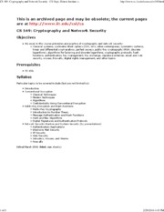 CS 549_ Cryptography and Network Security - CS Dept, Illinois Institute of Technology.pdf