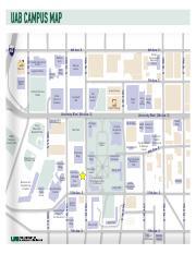 New Uab Campus Map – Bressiemusic