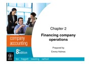 Ch02_Financing company operations