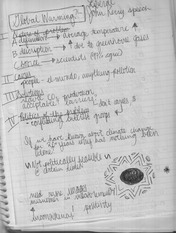 global worming notes