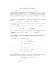 second derivative test review