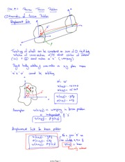 Class 11 Notes problems and solutions
