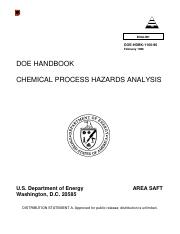 Chemical Process Safety  International Edition   Crowl     process safety  texvyn