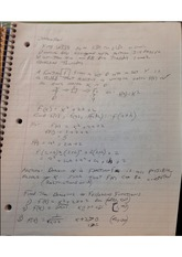 Math 425 Full Course Notes