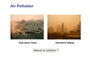 Lecture 2 Energy Politics and pollution