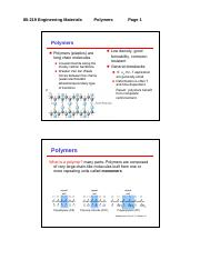 Lecture Polymers [Compatibility Mode]