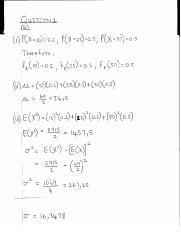 APM 1513 : Applied Linear Algebra - University of South Africa -