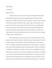 sociology essay docx nikki glatfelter sociology i chose 2 pages sociology essay 4 docx