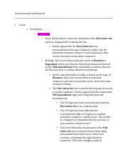 Constitutional Law Exam 2- Study Guide.docx