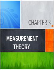 Chapter-3_measurement-theory