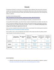 Tonicity Lab pdf - Tonicity Lab http/www glencoe com/sites