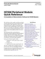HCS08_periph
