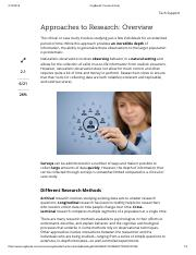 012. Approaches to Research - Overview.pdf