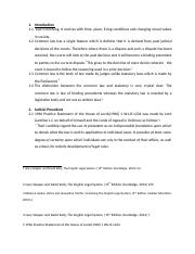 January 2018 Common Law Reasoning   Coursework Question.docx