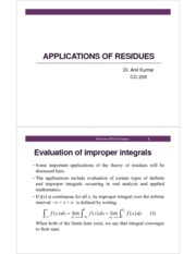 7_Applications-Residues