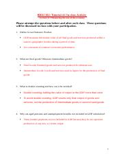 Tutorial 4.1 Measuring the size of the economy In-class Activity ANSWERS.docx