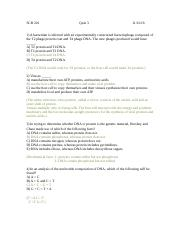 What does it mean when we say the genetic code is ...