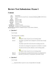 Hsu Online International Marketing Test 1.docx