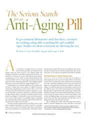 Article #2 - AntiAging
