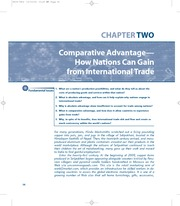 iNTERNATIONAL tRADE - CHAPTER 2