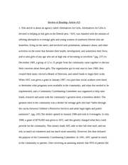 3 pages article 15 - Social Work Essay Examples