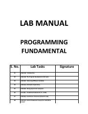 PF Lab Manual.pdf