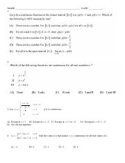 Limits - AP MC with KEY.pdf