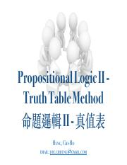 03.2-propositional logic II - truth table method.pdf