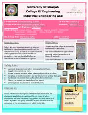 Manufacturing ex#1 Poster