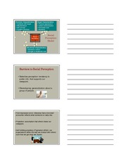 3 Chapter Perception Student Handouts