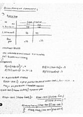 ISE 230 Posterior Probability Review Problems