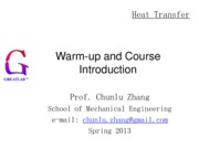 Chapter00.Warm-up and CourseIntroduction