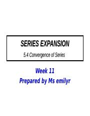 wk11_Convergence_of_Series.ppt