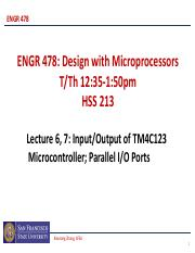 ENGR478_lecture6,7 TM4C IO updated