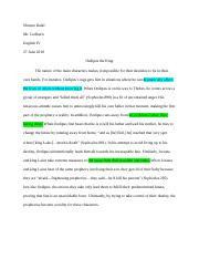 Copy of Oedipus the King Paragraph.docx