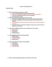 Anatomy and Physiology Exam 2 answer key.docx