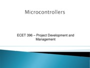 Microcontroller - State of the Art