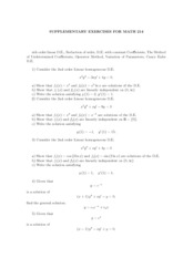 Math214_Exercises