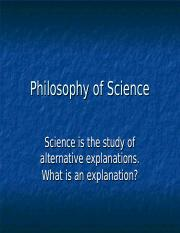 Philosophy of Science2.ppt
