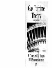 Gas Turbine Theory (OCRed,Optimized)