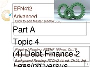 EFN412 Lecture 04