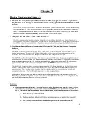 - 08 - Answers - Chapter 9 pt1 - Investment Info & Securities Tx -new.docx