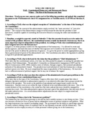federalist 70 opvl The purpose of this text is to inform ib students about the appropriate method of writing the ib opvl this source is valuable as it is written by an experienced ib teacher furthermore, this source gives examples and sample answers for reference.