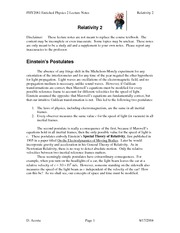 Study Guide on Resitivity 2