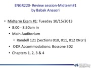 ENGR 220 Midterm 1 Review_BA